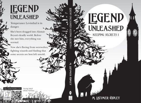 Legend Unleashed (Keeping Secrets, 1)  Chapter 12 by mlatimerridley