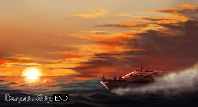 :DS: The End by Aikobo