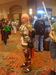 Lightning Farron Cosplay by Anime-Idiosyncrasy
