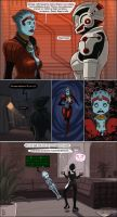 Mass Effect 2 - Dealing with Morinth by Tiny-Tyke