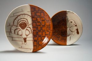 Hunting Tableware by Starchip13