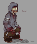 Hunter by uncle-sollux