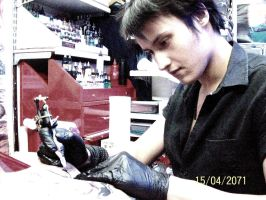 making tattoo... by devilwithin91