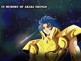 in memory of Araki Shingo by srw13