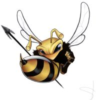 Killer Bees by Cookiee1991