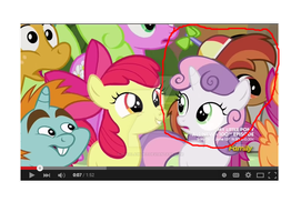 BUTTON'S IN THE 100TH EPISODE OF MLP!? by MLPfimAndTMNTfan