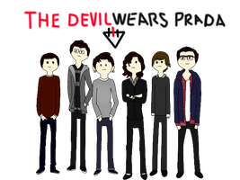 the devil wears prada by Lula-AT