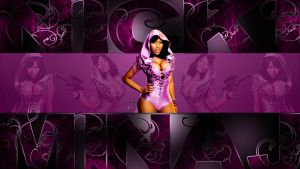 Nicki Minaj Wallpaper by SBM832