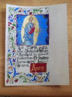 Ave Maria - 1480s Book of Hours style by zephyrofgod