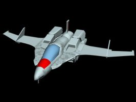 VF-7X Sylphide Texture WIP01 by X1Commander