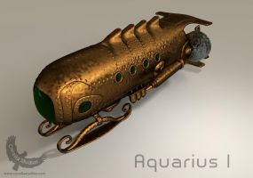Aquarius I by CorellaStudios