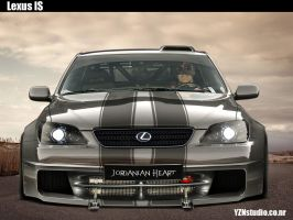 Lexus IS by Yzn90