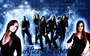 After Forever Wallpaper by Nightwulff