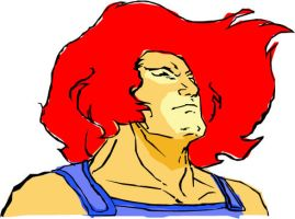 Lion-o by Mr-FunnyFace