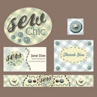 Fake Etsy Identity by wynningdesigns