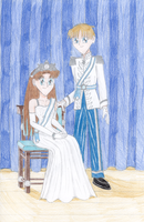 The Royal Couple by Kingda-Ka