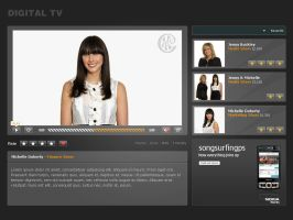 Digital TV Template by birofunk