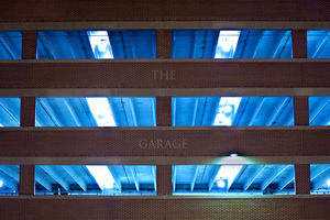 THE GARAGE by theblueberrybush