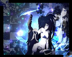 Black Rock Shooter WP by BlacklightTrance