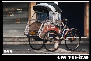 pedicab by mbiialone
