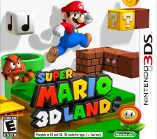 Super Mario 3D Land by Creationary
