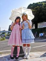 Harajuku Dolls by miss-bexaroo