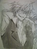 Shizuo by Marvin-Clair