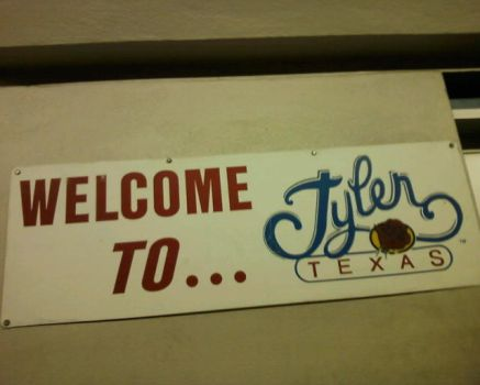 Welcome to Tyler, Texas by thenixxi