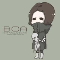 BOA - Expect Dating by Kle95