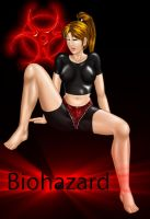 RE - Claire Redfield by LordLazarusX