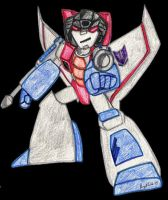 Starscream Cute? by Scream01