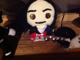 Jack White Plushie by Kate078