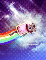 Nyan-Cat by mayoua