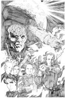 Babylon 5 by CarlosMota