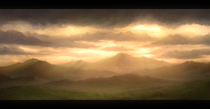 Faith ~ Speed-painting by Enigmatic-Ki
