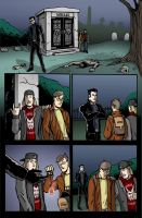 Dracula Inc. page 4 color by herrenmedia