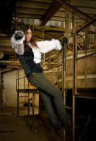 Steampunk - I want you by TheOuroboros