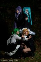 Vocaloid - Secret Police is watching you! by IkariNyan