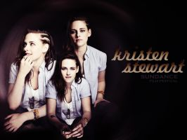 Kristen Stewart Wallpaper by Seia5018