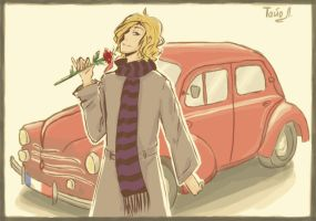 APH: France and Peugeot by Tayo-kun