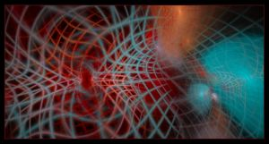 A Hole in the Web of Time by MystikAngel