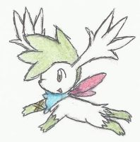 Shay the Shaymin by mousie242