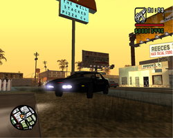 GTA KNIGHT RIDER by B9TRIBECA