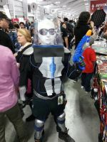 MR. FREEZE at NYCC pic 1 by ruggala08