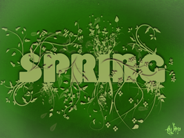Spring by inmany