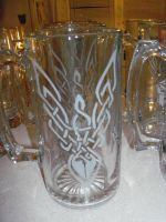 Celtic Tankard 2 by Fulstein