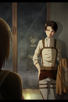 AoT/SnK: Grey skies by Shirayuki-no-Mai