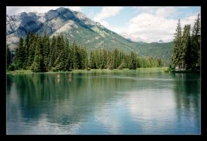 Bow River II by TerrorCookie