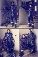 Restoration TEST Caius Ballad Cosplay - Leon Chiro by LeonChiroCosplayArt