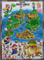 Mario World by Atlasrising